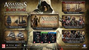 Assassins Creed IV: Black Flag Jackdaw Edition