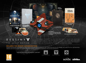 Destiny The Ghost Edition