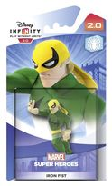 Disney Infinity 2.0 Character - Iron Fist Figure