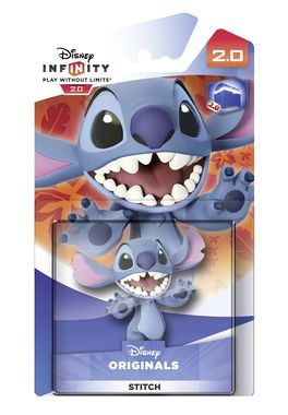 Disney Infinity 2.0 Character - Stitch Figure