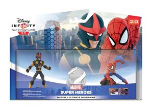 Disney Infinity 2.0 Ultimate Spider-Man Playset Pack