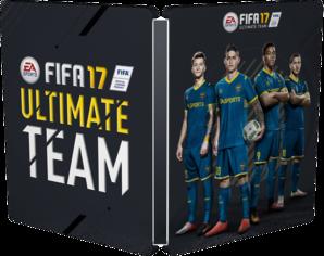 FIFA 17 Deluxe Steelbook Edition
