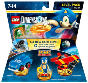 LEGO Dimensions: Level Pack - Sonic