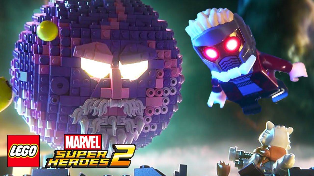 Lego Marvel Super Heroes 2 – PlayStation