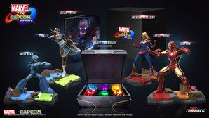 Marvel Vs Capcom Infinite Collectors Edition