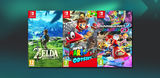 Get up to £40 Trade or £36 in CASH for Mario Kart, Zelda and others on Nintendo Switch