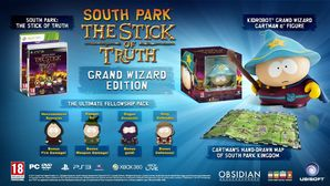 South Park: The Stick of Truth Grand Wizard Edition