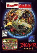 Theme Park for Atari Jaguar