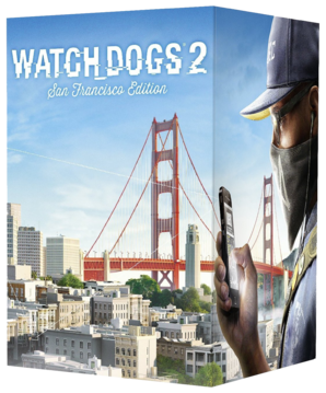 Watch Dogs 2: San Francisco Edition