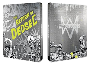 Watch Dogs 2: Steel Book Edition