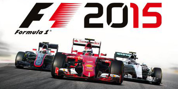 new this week f1 2015 formula 1 and more on ps4 xbox one ps3 3ds and pc. Black Bedroom Furniture Sets. Home Design Ideas