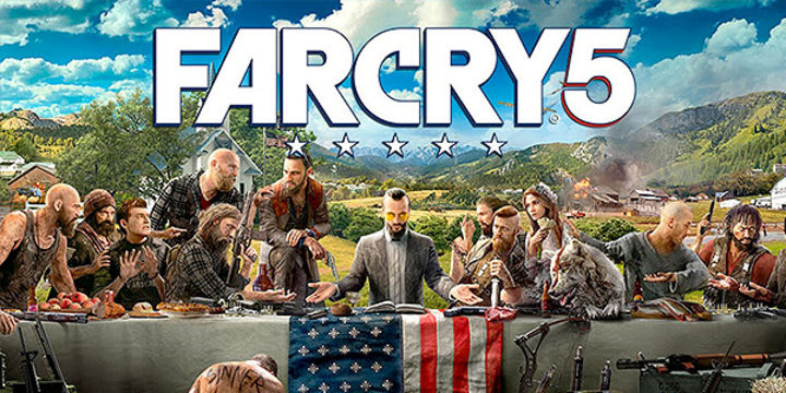 Far Cry comes to America, Montana to be precise in Far Cry 5 on PlayStation 4 and Xbox One this Week.