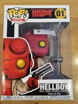 #01 Hellboy - Pop Comics - Hellboy