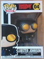 #04 Lobster Johnson - Pop Comics - Hellboy