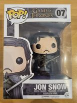 #07 Jon Snow - Pop Game of Thrones