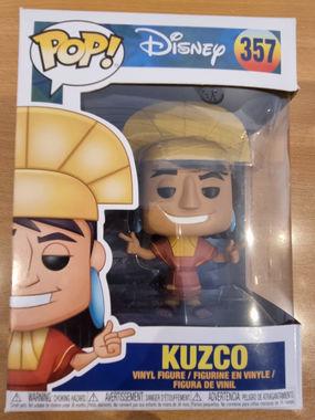 #357 Kuzco - Disney Emperor's New Groove