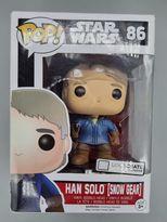 #86 Han Solo (Snow Gear) - Pop Star Wars