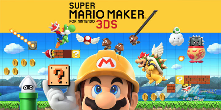It is a good week for Nintendo 3DS fans with Super Mario Maker, Picross and Shin Megami shipping this week.
