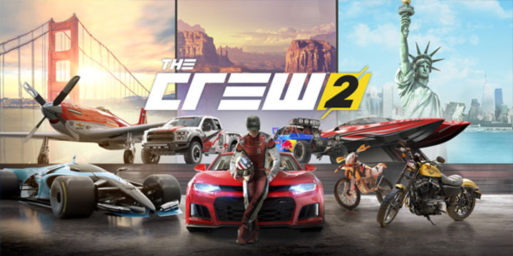 Experience the thrill of American motorsports with The Crew 2 on Xbox and PlayStation this Week.