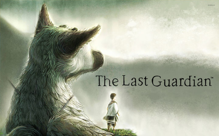 Finally the spritual successor to Ico and Shadow of the Colossus is here - The Last Guardian out now for Playstation 4.