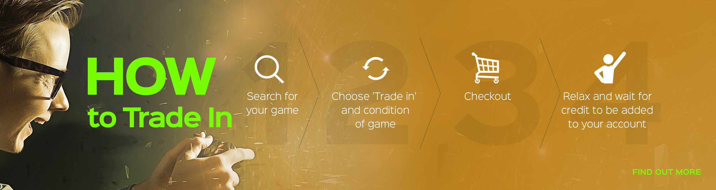 How to Trade In Your Games