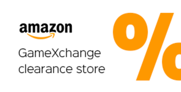 Amazon: GameXchange clearance store