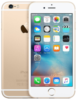Apple iPhone 6S PLUS Gold 128GB - Locked to Network