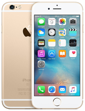 Apple iPhone 6S Gold 64GB - Locked to Network