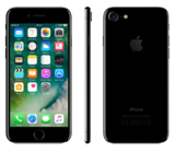 Apple iPhone 7 128GB Jet Black - Locked to Network