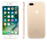 Apple iPhone 7 PLUS 128GB Gold - Locked to Network