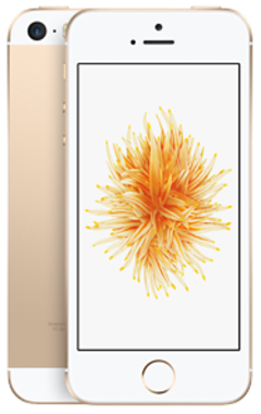 Apple iPhone SE - 64GB Gold - Unlocked