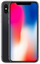 Apple iPhone X - 256GB Space Grey - Locked