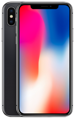 Apple iPhone X - 64GB Space Grey - Unlocked