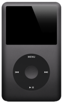 Apple iPod Classic 120GB Black