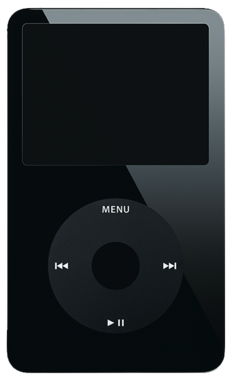 Apple iPod Classic 30GB Black
