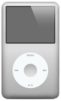 Apple iPod Classic 120GB Silver