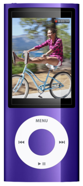 Apple iPod Nano 5th Gen - 8GB - Purple
