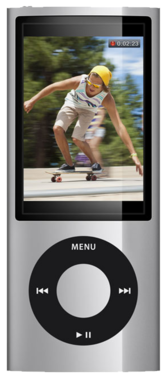 Apple iPod Nano 5th Gen - 8GB - Silver