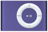 Apple iPod Shuffle 2nd Generation 1GB Purple