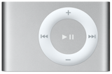 Apple iPod Shuffle 2nd Generation 1GB Silver
