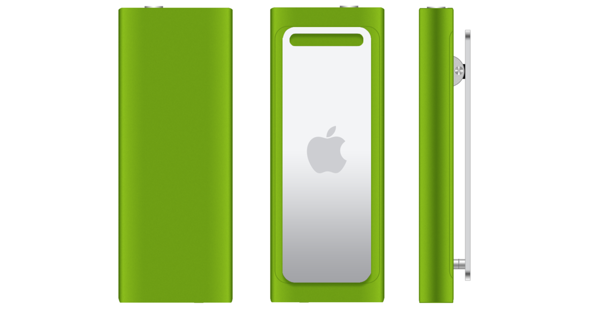 how to use apple ipod shuffle 3rd generation