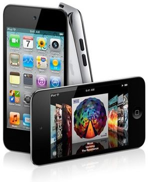 Apple iPod Touch 4th Gen - 64GB