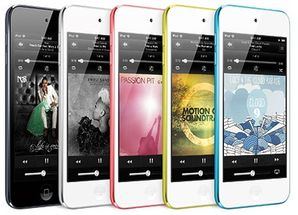 Apple iPod Touch 5th Gen - 64GB