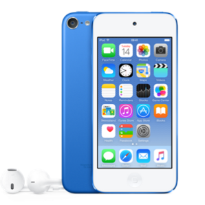 Apple iPod Touch 6th Gen - 64GB - Blue