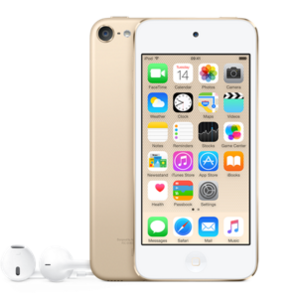 Apple iPod Touch 6th Gen - 32GB - Gold