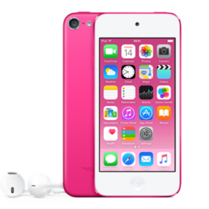 Apple iPod Touch 6th Gen - 128GB - Pink