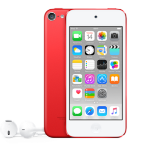 Apple iPod Touch 6th Gen - 64GB - Red