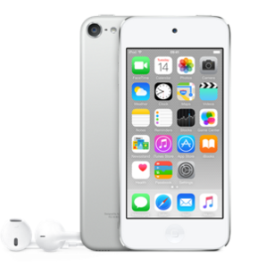 Apple iPod Touch 6th Gen - 64GB - Silver