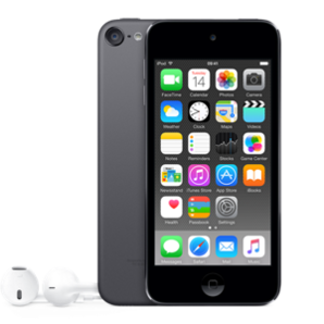 Apple iPod Touch 6th Gen - 128GB - Space Grey