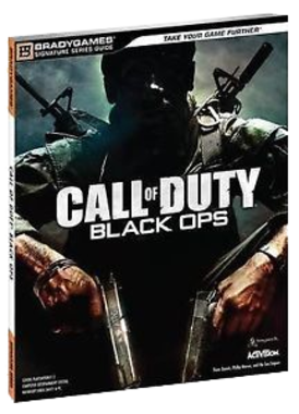 Call of Duty: Black Ops Signature Series Strategy Guide